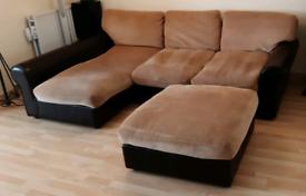 Lee longlands Corner Sofa