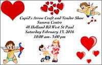 Cupids Arrow Craft and Vendor Show