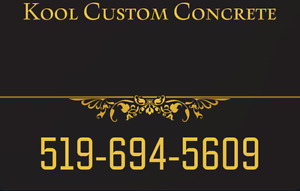 Free concrete quotes !!!
