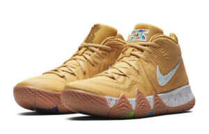 selling kyrie 4 cinnamon toast crunches NEW IN BOX