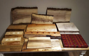 Hand Crafted Live Edge Cutting Boards London Ontario image 5