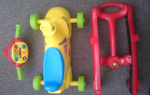4-1 Musical riding Toy OBO