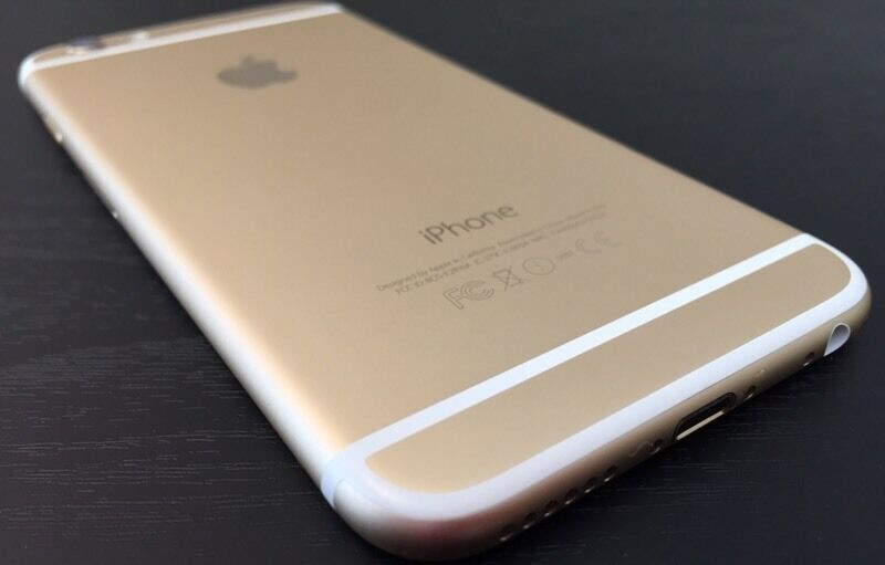 iPhone 6 Gold 64G SOLD!