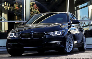 2012 BMW 3-Series 328i Luxury Line Sedan - Sapphire Black
