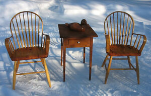 Antique Canadiana Country Chairs or Armchairs Gatineau Ottawa / Gatineau Area image 8