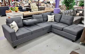 Huge sale on sectionals,sofa sets, recliners & more furniture