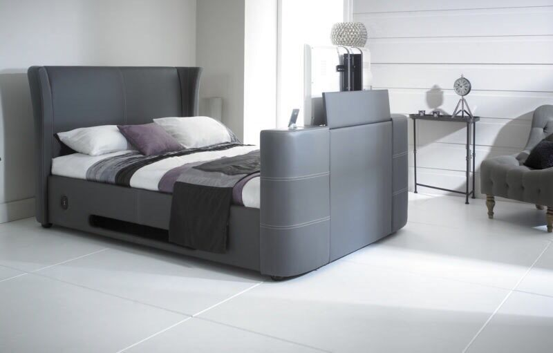 Super King Tv Bed With 3d Tv Included In Paisley Renfrewshire