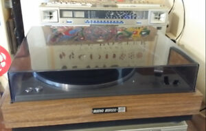Audio Reflex MR-110 Turntable like Marantz JVC CEC