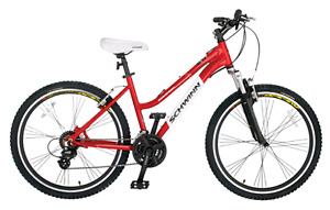 "Schwinn Conversion 26"" 24-speed Mountain Bike - New!"