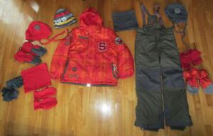 Habit de neige SOURIS MINI pour garçon gr. 10 ans