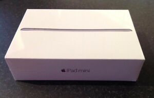 iPad Mini 16GB Wifi - Unopened Brand New