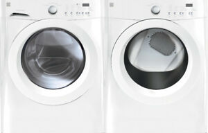 Kenmore front load Washer and Dryer set. Less the 2 years old.