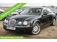 JAGUAR S-TYPE 2.7 SE D 4D 206BHP FULL SERVICE HISTORY + JUST SERVICED + LONG MOT