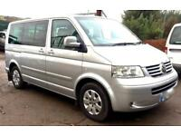 Volkswagen Caravelle 2.5 TDi SE Auto 7 seat DIESEL AUTOMATIC 2004/54