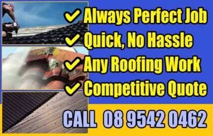 No-Hassle Roof Repairs and Guttering Specialist You Can Count On