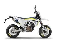 2017 HUSQVARNA 701 SUPERMOTO | 0% FINANCE | 2.6% APR ON PCP | NEW ENGINE | 74HP