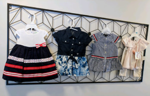 50+ Baby Girl Clothes 0-6  (Some NEW!!)