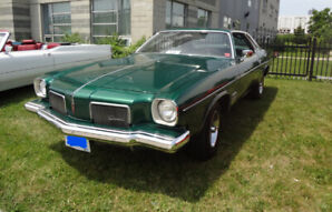 1973 Oldsmobile Cutlass Supreme (Located in Lucan, Ont.)  Asking