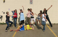 Off the Wall Drama and Improv Summer Camp for Teens 12-17 years