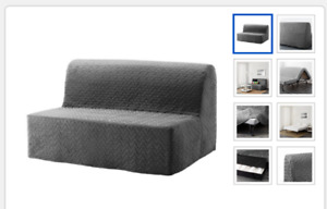 Causeuse canapé IKEA