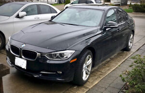 2015 BMW 328i X-Drive, Sports line and Premium package