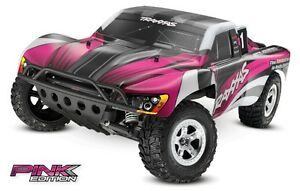 Traxxas Slash short course 1/10 RTR (Rose)