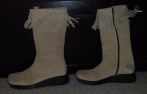 Winter Boots  -9- Bottes d'hiver
