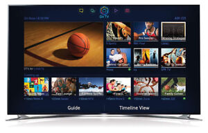 "Samsung UN65F8000 65"" 1080p 3D LED-LCD HDTV with Wi-Fi"