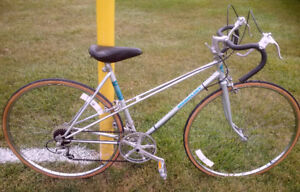 """Vintage Supercycle Medalist 10 speed with 20"""" mixte frame"""