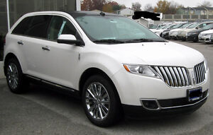 LEASE TAKEOVER 2014 Lincoln MKX SUV,