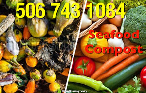 Open 7 Days a Week.. TOP SOIL,MULCH,SEAFOOD COMPOST