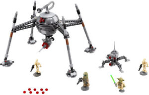 Brand New Lego 75142 Star Wars Homing Spider Droid