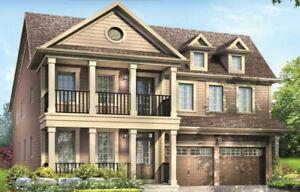 Brand New Detached home in Caledonia ( Haldimand )