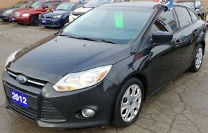 2012 Ford Focus Black SE SOLD SOLD SOLD