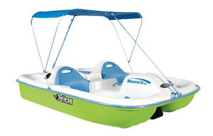 Pelican Monaco DLX Fishing Paddle Boat
