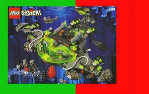 SeT Lego 6198 Stingray Stormer Série Aquazone BRIQUES TOYS JOUET