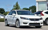 2013 Honda Accord Berline   124$/sem Ex-L toit mags
