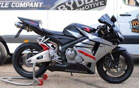 2006 - HONDA CBR600RR, NEW TYRES & FRESH SERVICE, £3,990 OR FLEXIBLE FINANCE