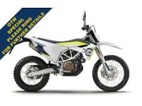 2018 HUSQVARNA 701 ENDURO ***SPECTACULAR NEW MODEL***