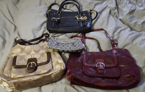 Michael kors and coach bags