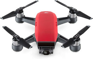 DJI Spark Drone with Fly More Combo Package Like New Stittsville