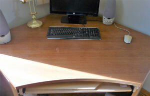 3 pc Desk Furniture Set