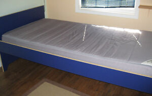 Twin Bed & Mattress