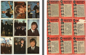 Cleaning out storage found  box of Beatles card