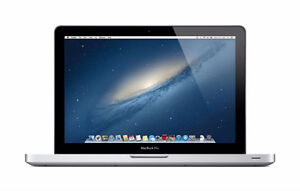 """Macbook Pro 13.3"""" - 2012 Model with CD Drive"""