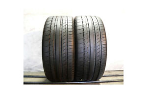 Set of 2   245/40/19  Michelin   70%tread