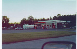 Gas station/carwash/convenience store