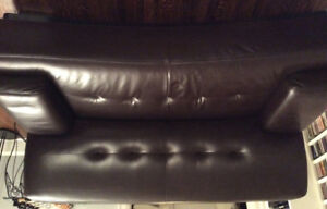 High Quality Leather Couch For Sale