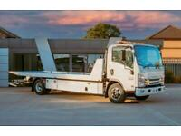 2021 NEW ISUZU N.75 Auto190 Tilt & Slide Recovery Truck Car Transporter CO.ME.AR