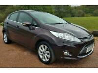 Ford Fiesta 1.25 Zetec 5dr Manual One Owner FREE DELIVERY